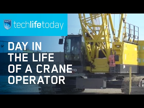 Techlifetoday: A Day In The Life Of A Crane Operator