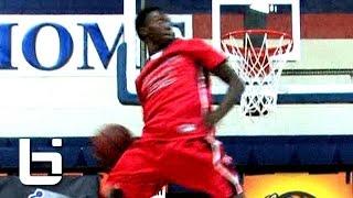Kwe Parker Is The BEST Dunker In High School! INSANE Bounce!