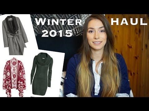 видео: Покупки Одежды Зима 2015-2016: u.s. polo, h&m, zara, michael kors