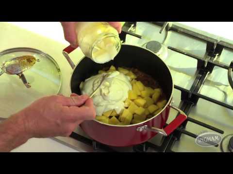 Crispy Gluten Free Chicken Breast Curry HD