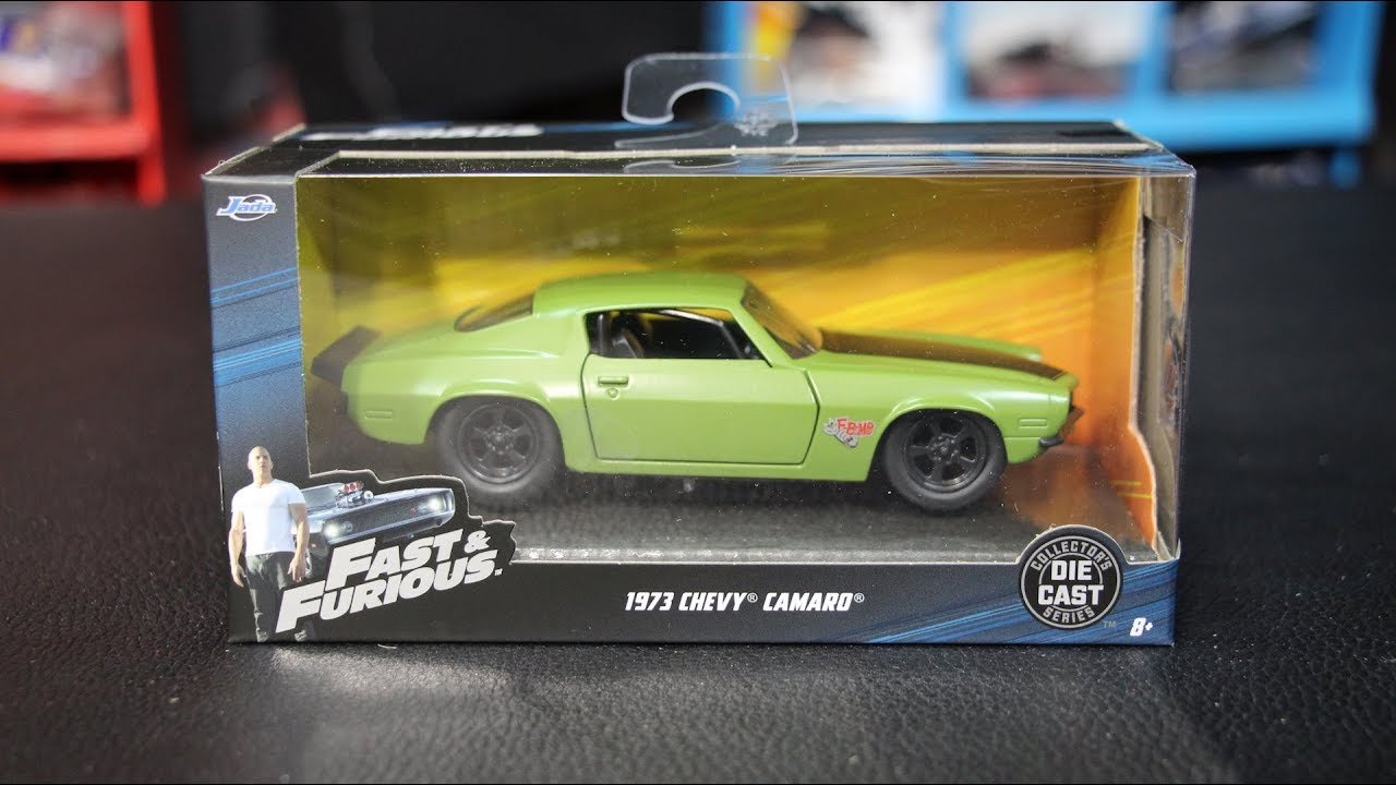 contemporary manufacture fast and furious 1 32 chevy camaro diecast vehicles [ 1280 x 720 Pixel ]