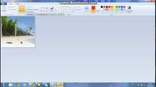 Видео урок по Paint 6 [ Аватарка ]