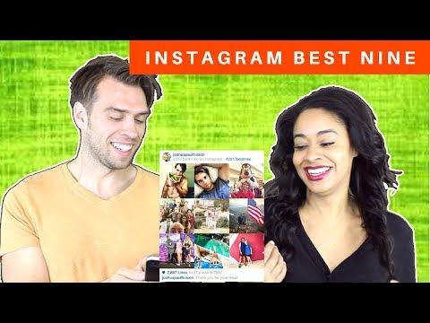 How To Get Your 2017 Instagram Best Nine (Top Nine)