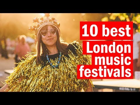 10 of the best music festivals in London | Top Tens | Time O