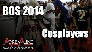 Adrenaline Entrevista Os Cosplayers Da BGS 2014