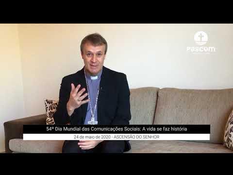 Mensagem de Dom Mário Spaki para o 54º Dia Mundial das Comunicações Sociais