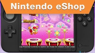 Nintendo eShop - Dedede's Drum Dash Deluxe
