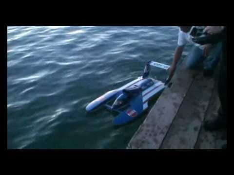 JetCat Marine Turbines for RC Scale boats - YouTube