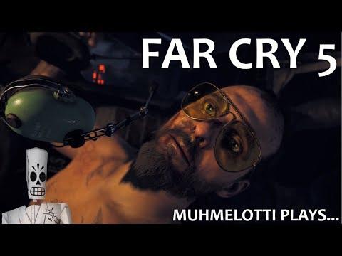 Far Cry 5 - part 3 - Dutch's island liberated