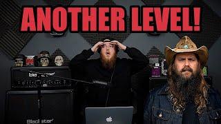 The Metallica Blacklist - Nothing Else Matters - Chris Stapleton (REACTION)