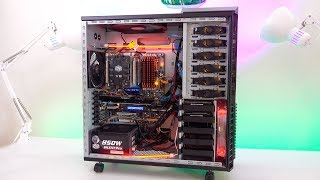 I Built This PC for $1360 in 2010. Here