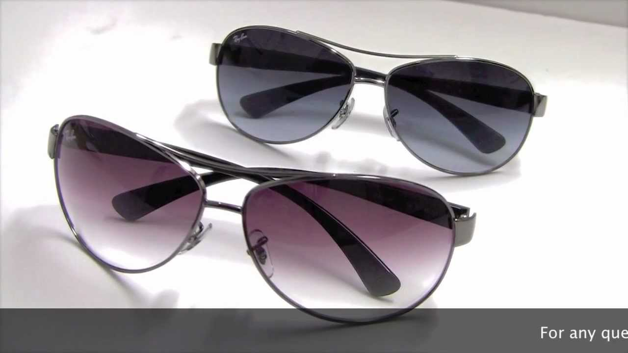 888155fcf7d Ray Ban 3386 Sunglasses - YouTube