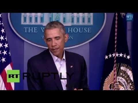 USA: Obama blasts police militarisation in wake of Ferguson unrest