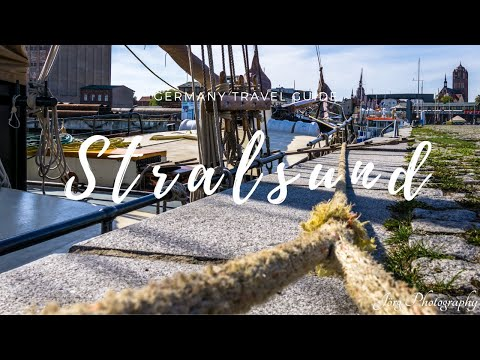 Hansestadt Stralsund /Germany (Best tourist attractions in the old City) - Germany Travel Guide