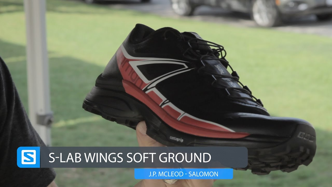 grand choix de 27f66 c4d38 SALOMON S-LAB WINGS SOFT GROUND REVIEW