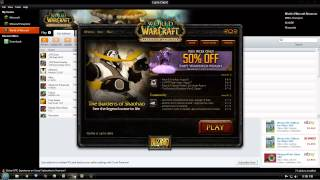 Starting Out with Addons with the Curse Client (World of Warcraft) 8/2013