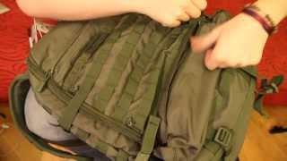 Тактический рюкзак Splav «Ranger» v.2 (40 л.). Обзор(Тактический рюкзак Splav «Ranger» v.2 (40 л.) в интернет-магазине Шанти-шанти.рф: https://goo.gl/f8bWyZ Трёхдневный тактически..., 2013-11-10T19:11:03.000Z)