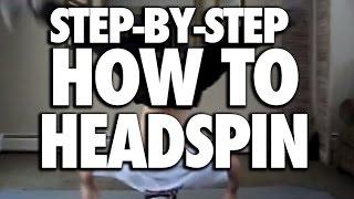 Headspin Tutorial