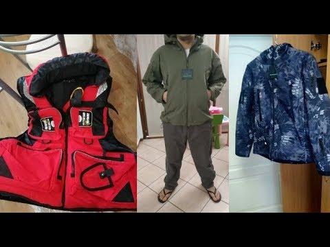 7 Одежда для рыбалки с Алиэкспресс AliExpress Best Fishing Clothes Крутые вещи для рыбалки из Китая