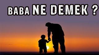 BABA NE DEMEK | Duygusal Ağlatan ibretlik hikayeler Kıssalar Sesli kitap dini video