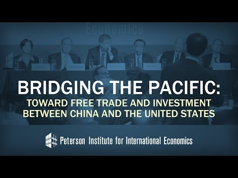 Bridging the Pacific: Toward Free Trade and Investment betwe