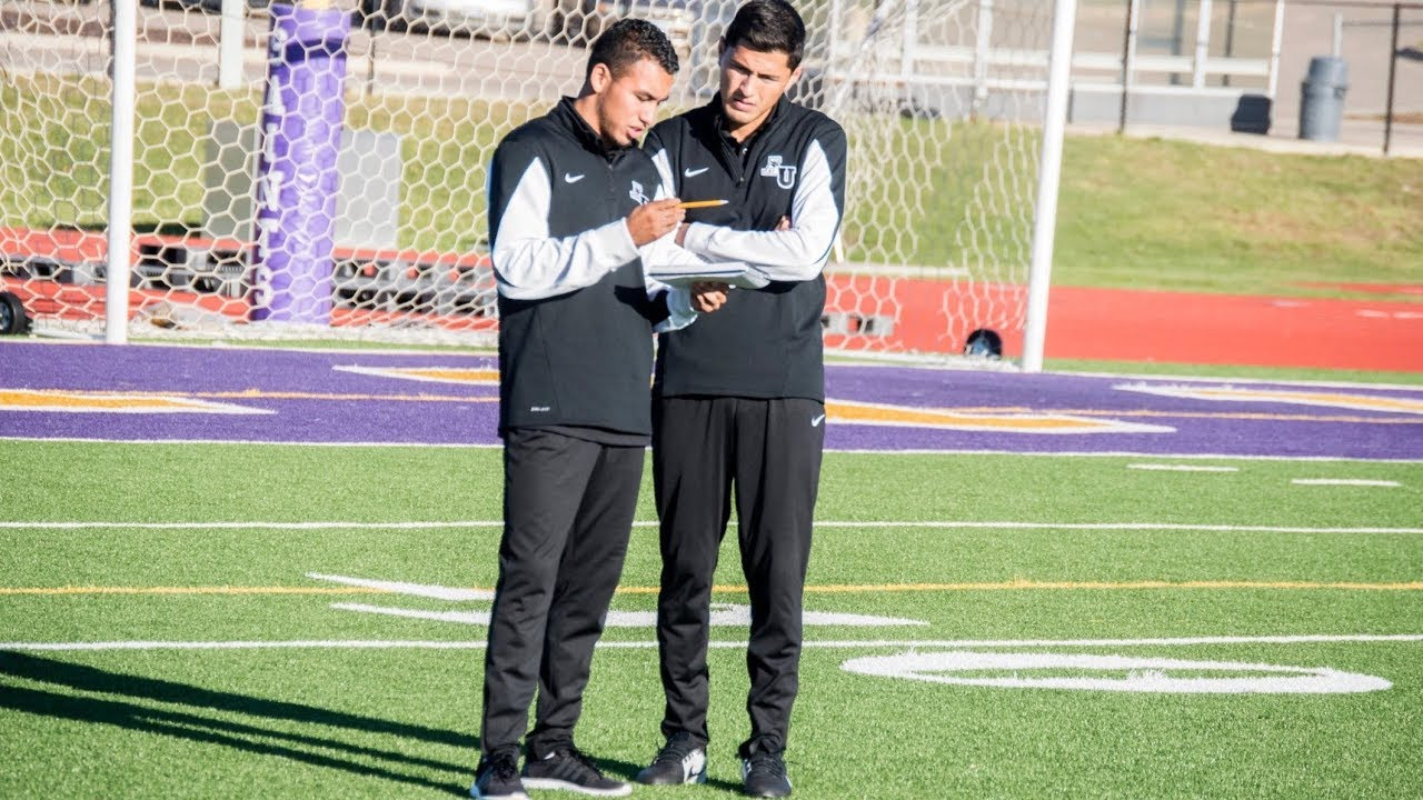 fa0c215b8 GoPro - A Day In The Life Of A Division 1 College Soccer Coach - YouTube