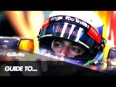Guide to the Mexican GP with Daniel Ricciardo | Gillette World Sport