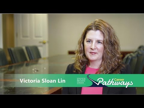Career Pathways: Attorney Victoria Sloan Lin, Part 3 - Recognized Contributions