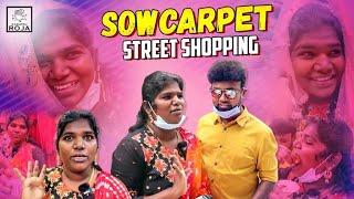 Sowcarpet Atrocities   Shopping Vlog   Karuppu Roja