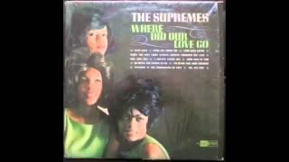 The Supremes - A Breath Taking Guy Orig Mono LP!