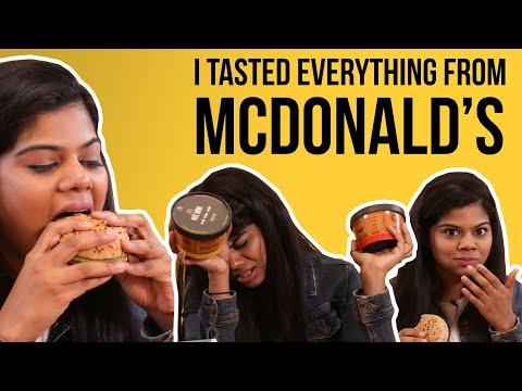 I Tasted Everything