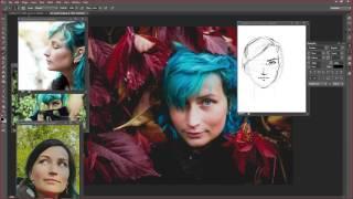 Урок 2: Рисование портрета