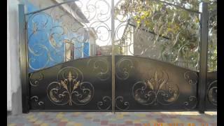 Ворота в Одессе. Самая лучшая реклама!(, 2014-04-12T16:02:31.000Z)