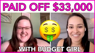 USED CARS ONLY, College Mistakes and Paying Off $33,000 in Debt with @Budget Girl