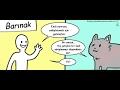Yavru Kedi Sahiplenmek İsteyenlerin Ön Yargılarını Anlatan Kareler !!!