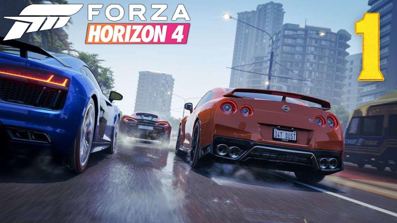 Forza Horizon 4 #1