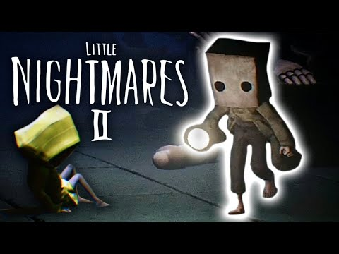 ТЕПЕРЬ ИХ ДВОЕ ► Little Nightmares 2