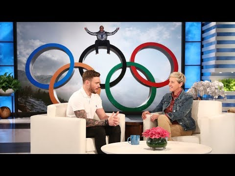 Gus Kenworthy Thinks the VP Is a 'Strange Choice' as Leader of U.S. Delegation at Olympics