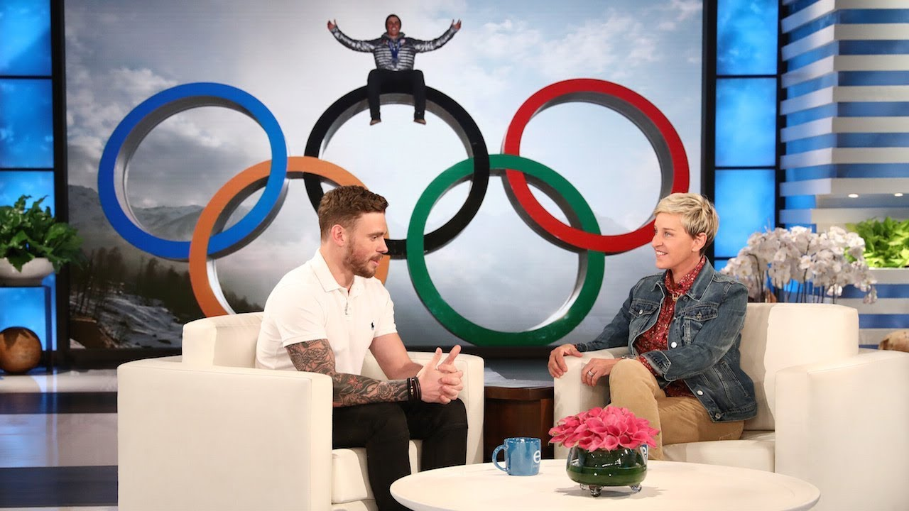 Gay Olympian Feels Bad Adam Rippon Is Dealing With Anti-LGBTQ Politics