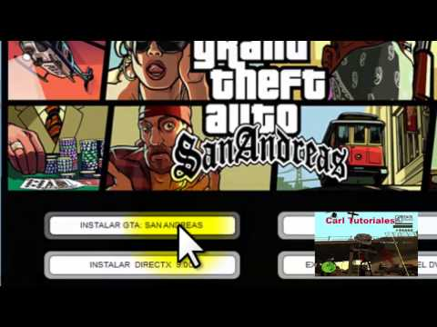 Descargar E Instalar Gta San Andreas Full+Crack