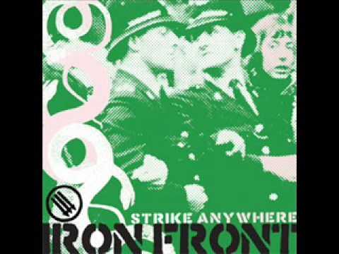 Strike Anywhere - Omega Footprint