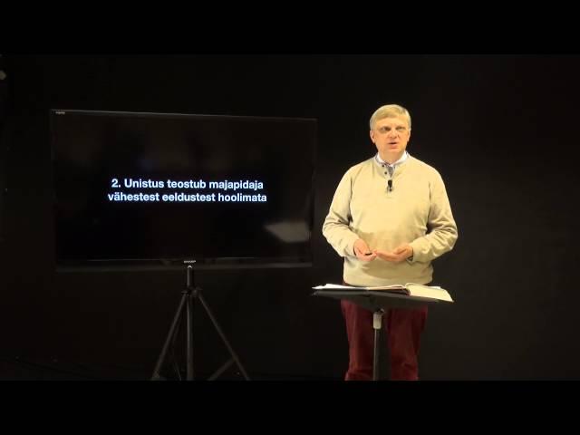 Efesose kirja 3.osa - Unistuste majapidaja