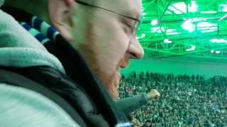 Schalke 04 - Elfmeter 2:2 gegen Mönchengladbach Euro League