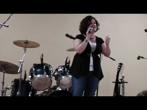 Sondra Andrews sings Jesus and Gravity