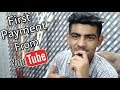 My First Payment From YouTube Earning | Recieved Payment From Google AdSense