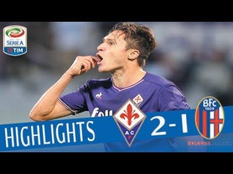 Fiorentina - Bologna 2-1 - Highlights - Giornata 4 - Serie A TIM 2017/18
