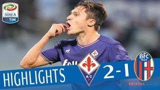 Fiorentina - Bologna 2-1 - Highlights - Giornata 4 - Serie A TIM 2017/18 streaming