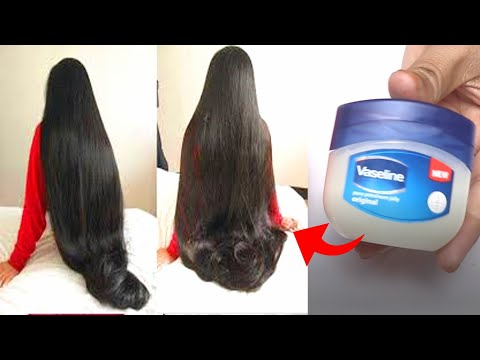 how-to-grow-shine-and-silky-hair-faster-with-vaseline-!!-super-fast-hair-growth-challenge!