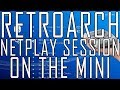 SNES Classic | RetroArch Netplay Session - We Have Internet!