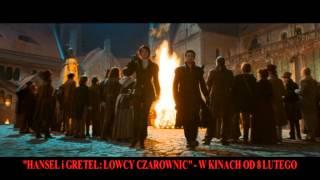"""Hansel i Gretel: łowcy czarownic - spot 15"""""""
